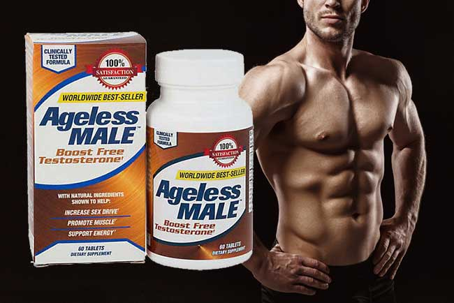 Ageless Male Review: Should You Try It? Crazy Outcomes