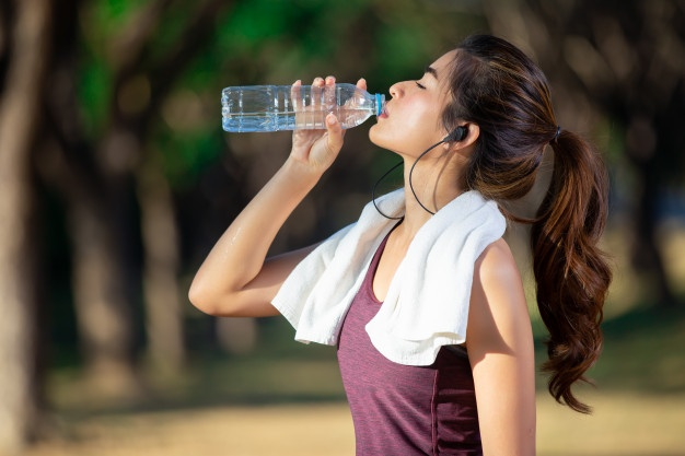 Can't Believe It's Not Water — 5 Hydrating, Post-Workout Drinks